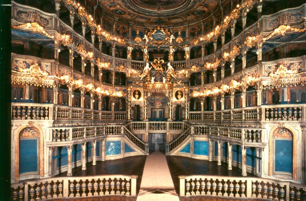 Weltkulturerbe markgräfliches Opernhaus