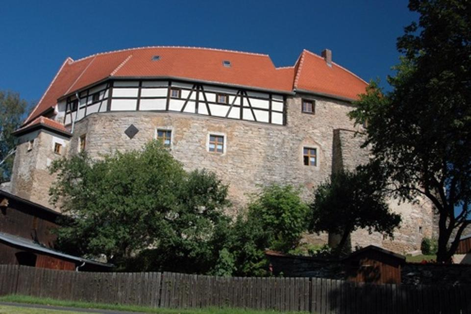 Schloss in Waldershof