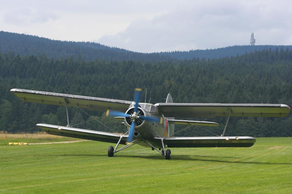 Flugplatz Tröstau