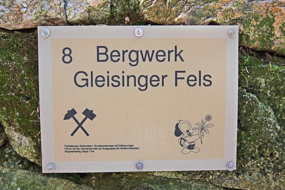 Bergwerk Gleisinger Fels