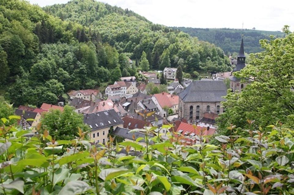 Ortsansicht von Bad Berneck