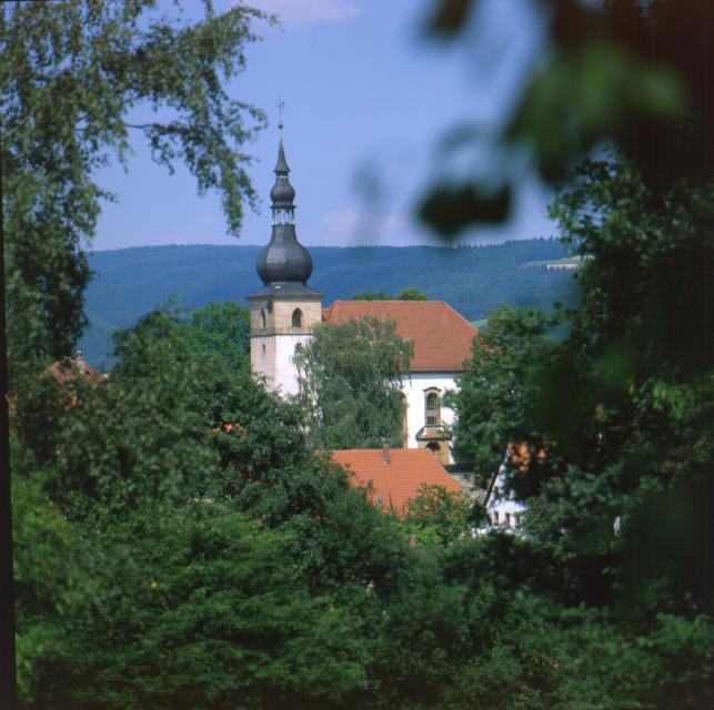 Weidenberg Kirche