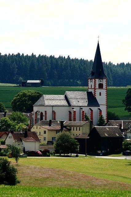 Gothische Kirche in Pilgramsreuth