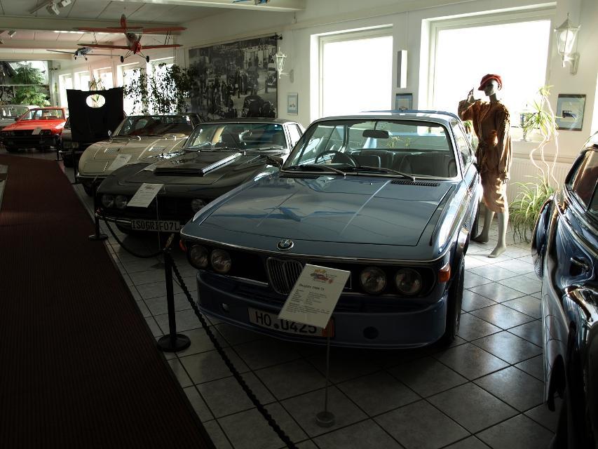 Automobilmuseum in Fichtelberg