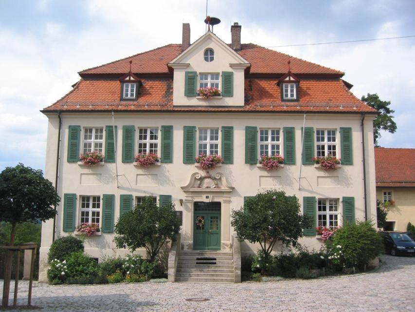 Rathaus von Weidenberg