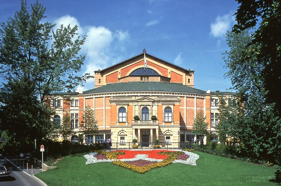 Bayreuth - Festspielhaus