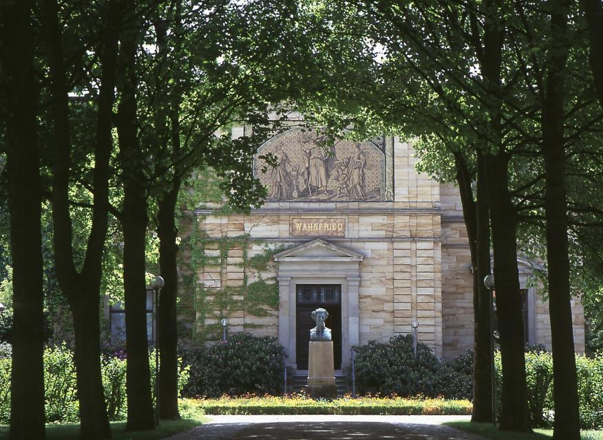 Bayreuth - Haus Wahnfried