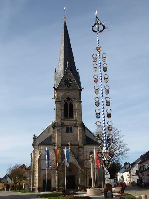 Kirche in Bischofsgrün