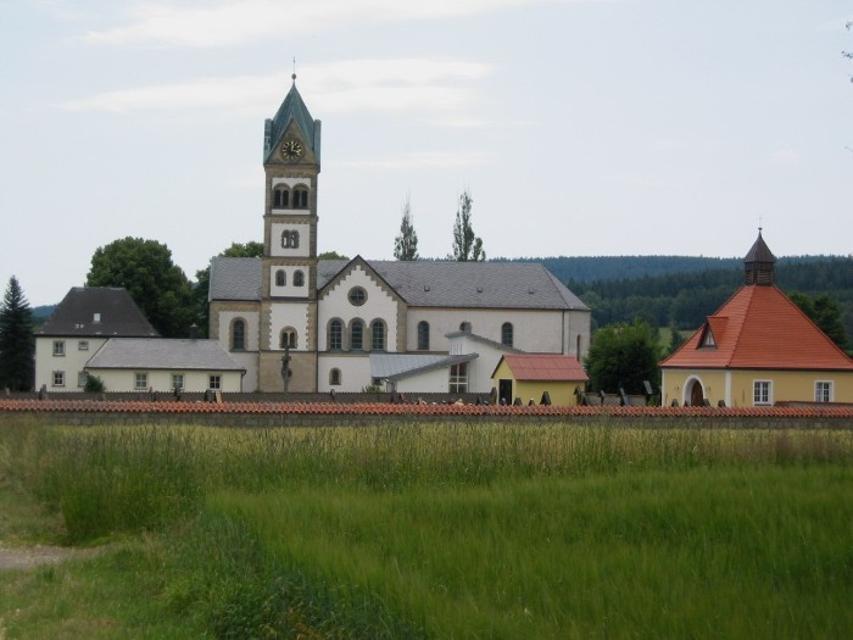 Sankt Johann Baptist in Mehlmeisel
