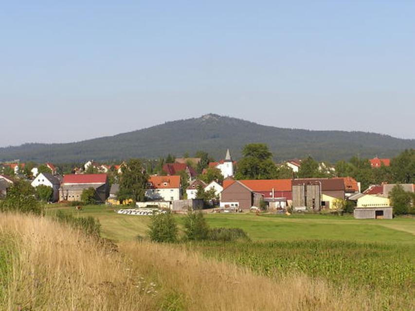 Brand in der Oberpfalz