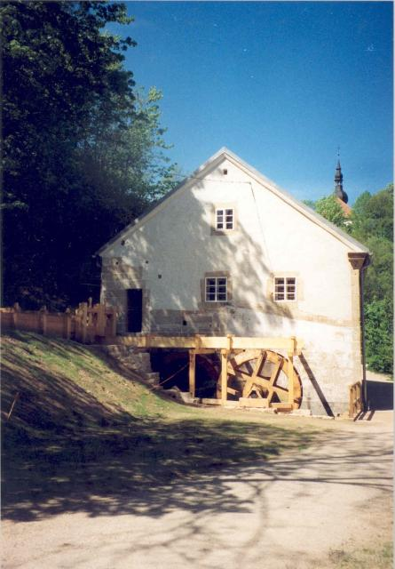 Freilichtmuseum Scherzenmühle in Weidenberg