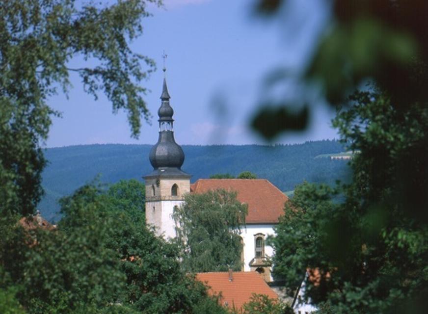 Kirche in Weidenberg