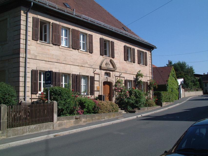 Bergbaumuseum in Goldkronach