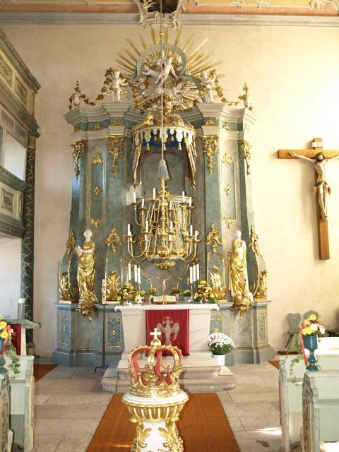 Kirche in Nemmersdorf