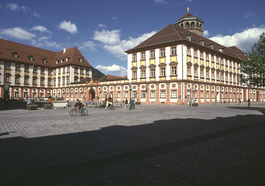 AltesSchloss in Bayreuth