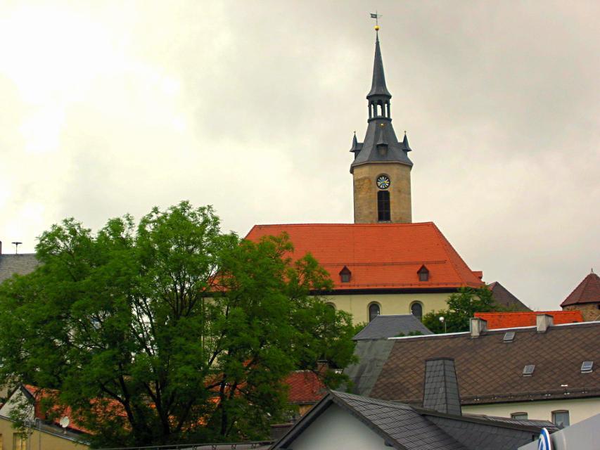 Katholische Kirche in Arzberg