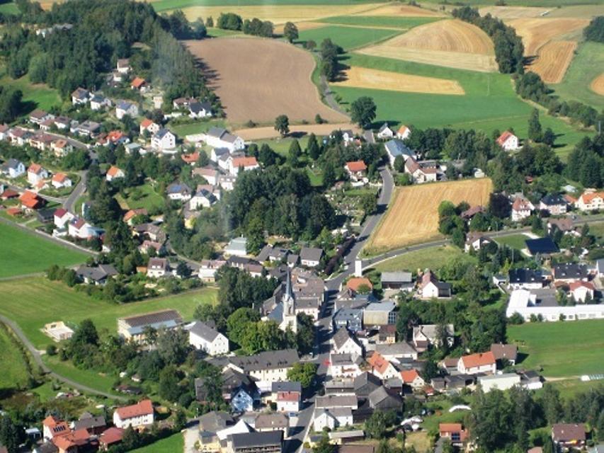 Ortsansicht von Thiersheim