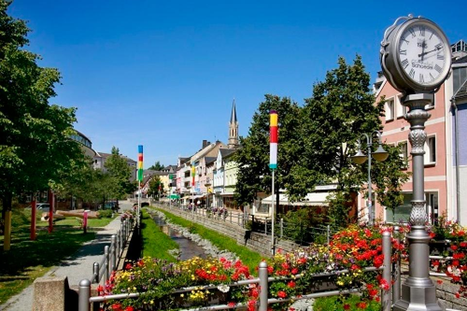 Ortsansicht von Münchberg