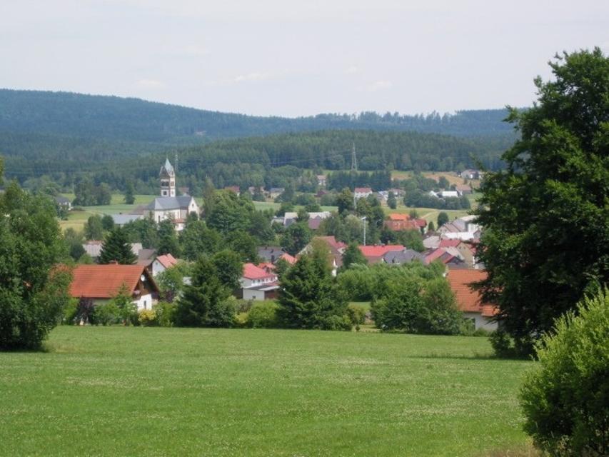 Panorama Mehlmeisel