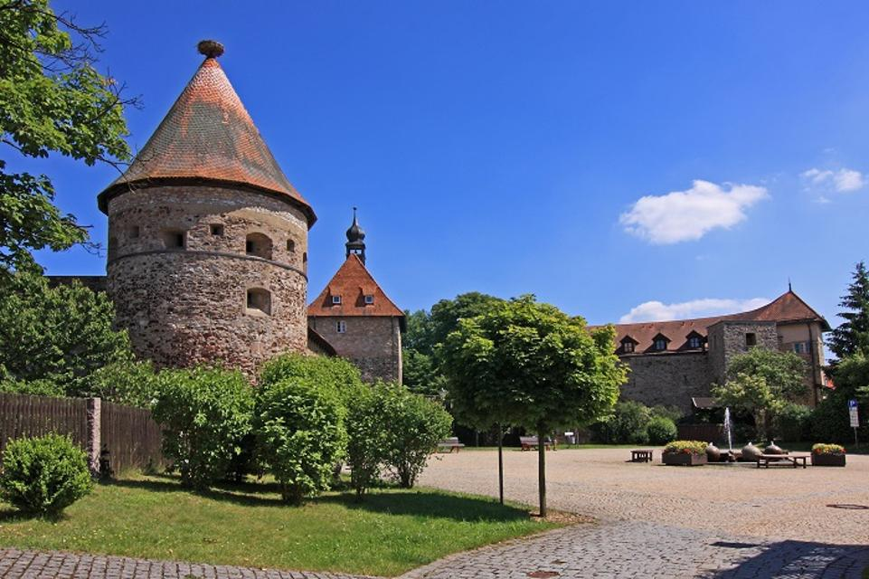 Burg Hohenberg an der Eger