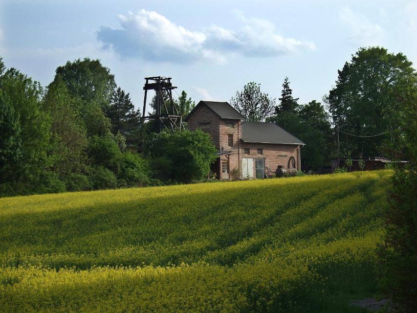 Arzberg - Naturpark-Infostelle Kleiner Johannes