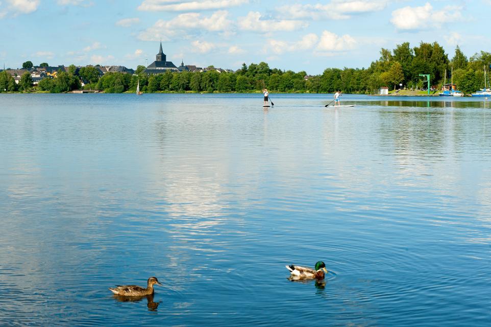 Am Weißenstädter See