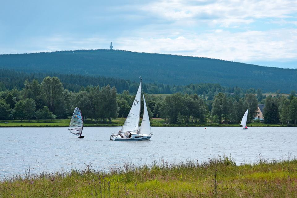 Am Weissenstaedter See