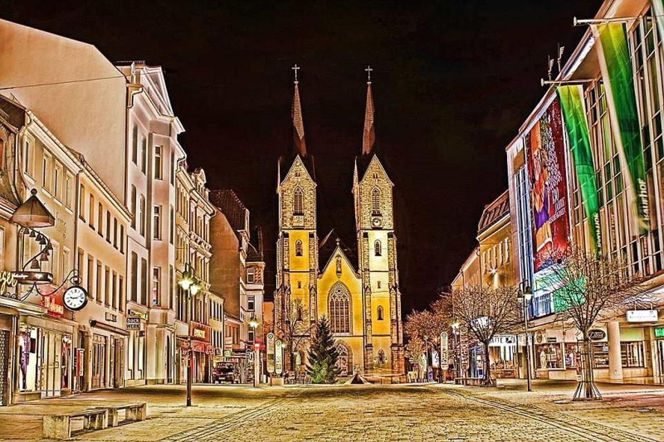 Altstadt von Hof