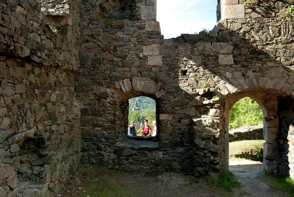 Bad Berneck - Ruine Hohenberneck