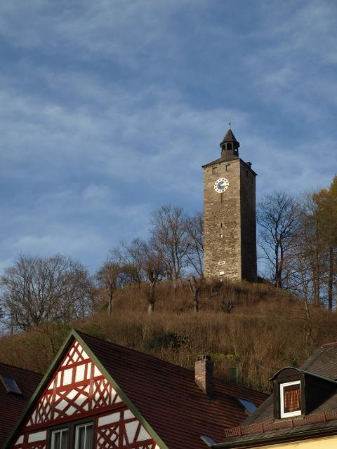 Schloßberg in Bad Berneck