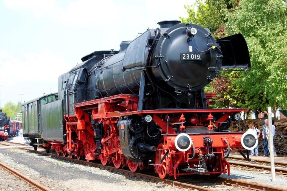 Deutsches Dampflokomotiv-Museum Neuenmarkt