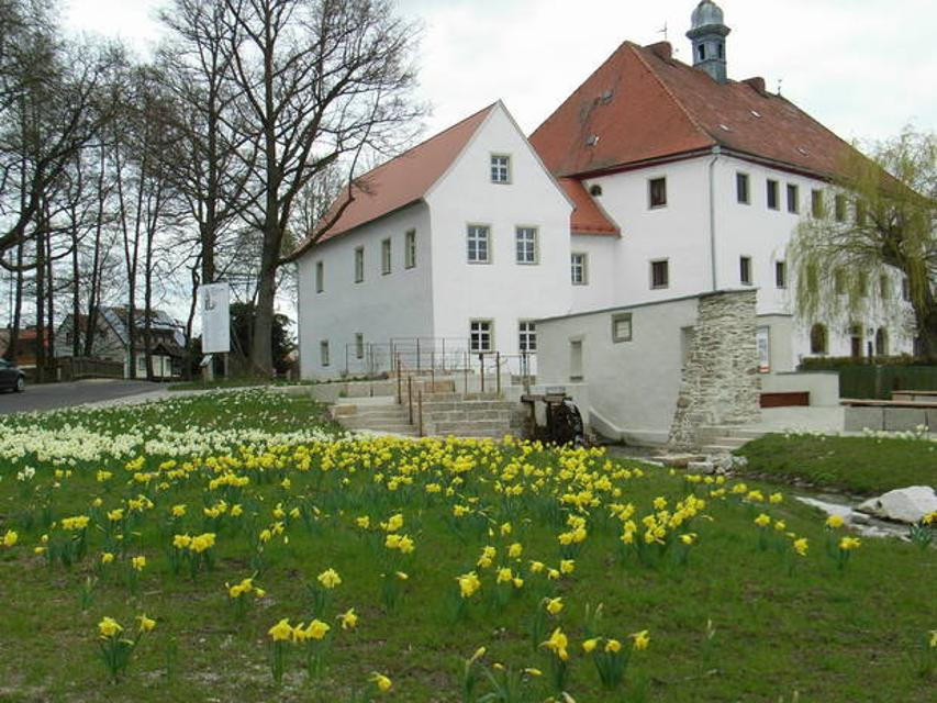 Hammerschloss in Leupoldsdorf bei Tröstau
