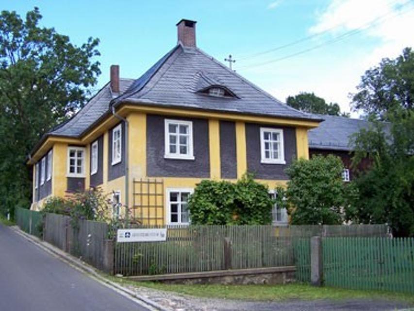 Volkskundliches Gerätemuseum in Arzberg-Bergnersreuth