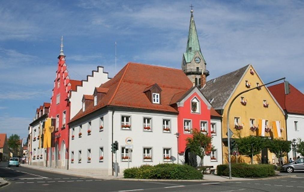 Rathaus von Erbendorf
