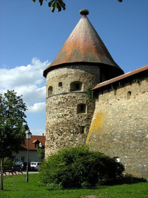 Burg Hohenberg Burgturm