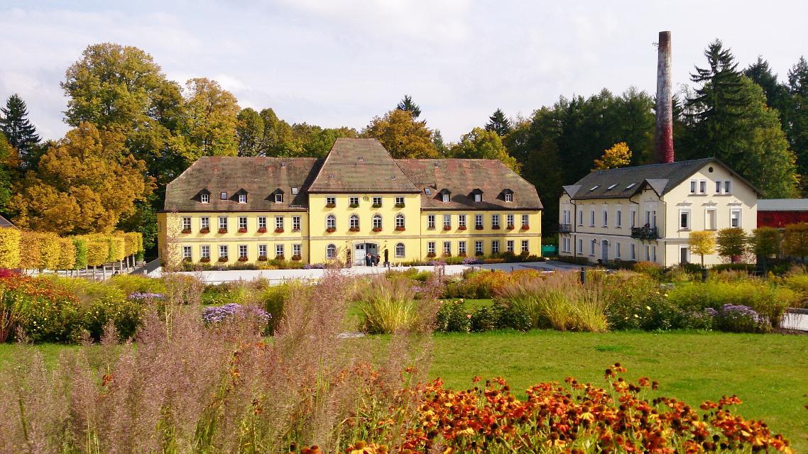Schlossterrassen Herbst 1 bear