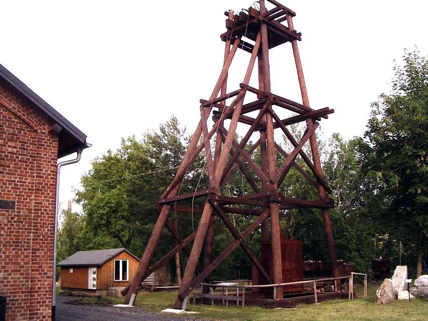 Altes Bergwerk Kleiner Johannes