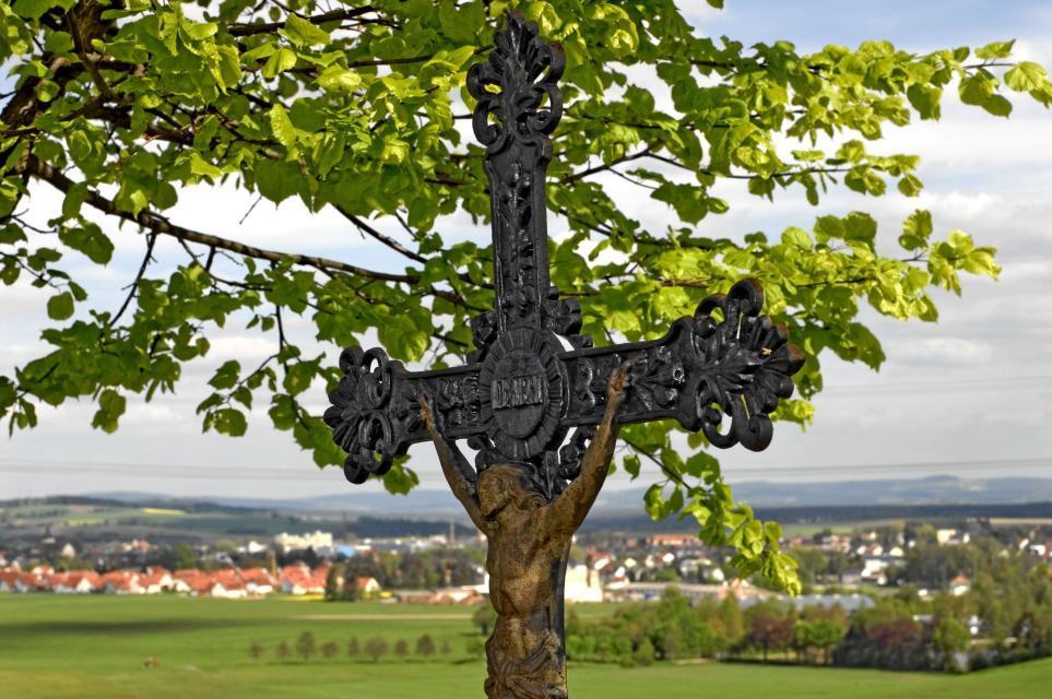 Stadt Mitterteich - Feldkreuz Kleinbüchlberg