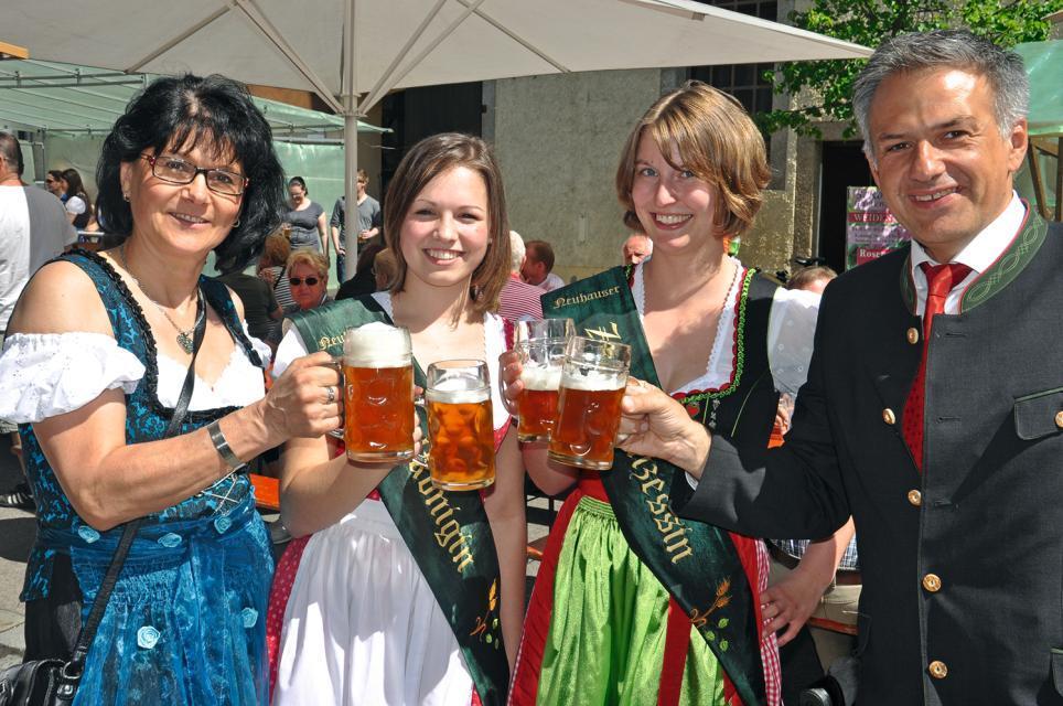 Stadt Mitterteich - Kommunbrauhausfest