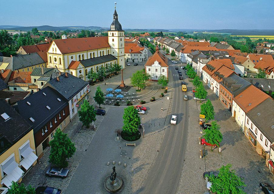 Stadt Mitterteich - Unterer Markt