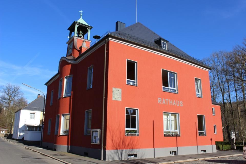 Rathaus Arzberg