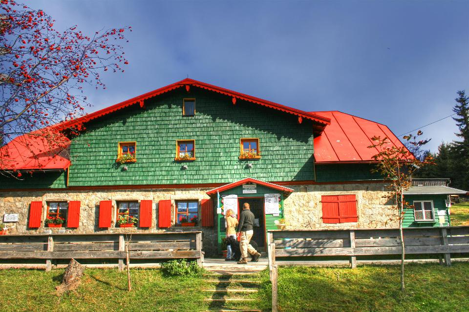 FGV-Unterkunftshaus Seehaus