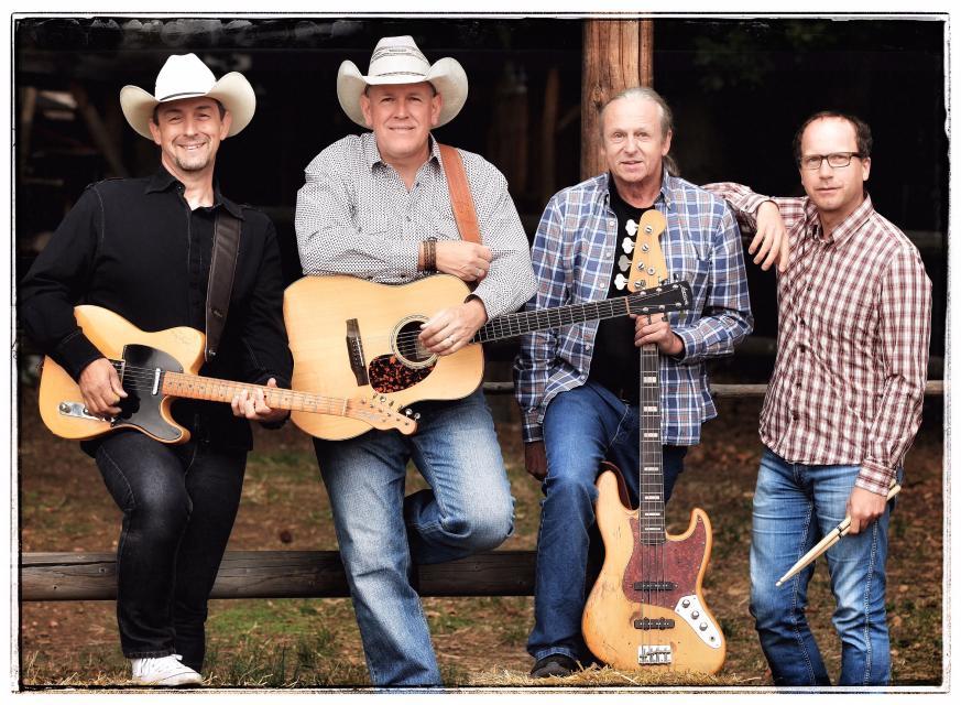 Tom Rascal & the Lakeland Cowboys