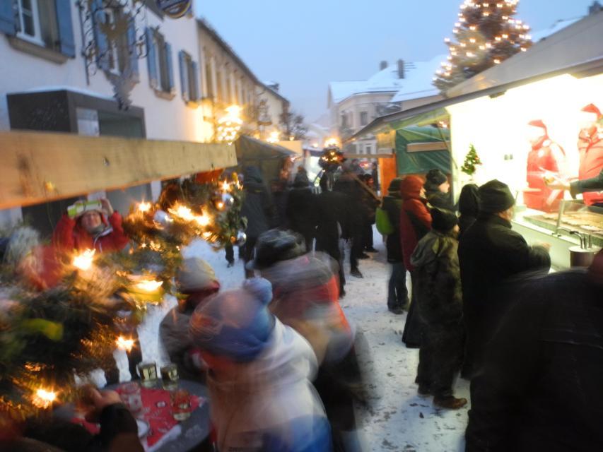 Bischofsgrüner Weihnachtsmarkt