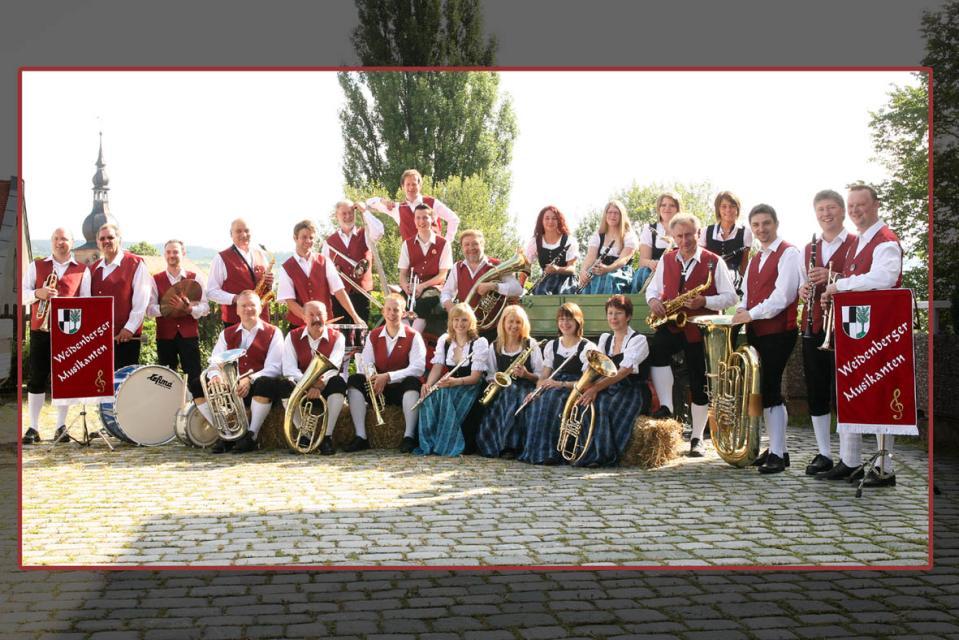 Sonntagskonzert mit den Weidenberger Musikanten