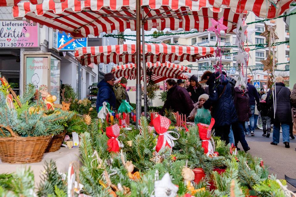 Andreas - Jahrmarkt