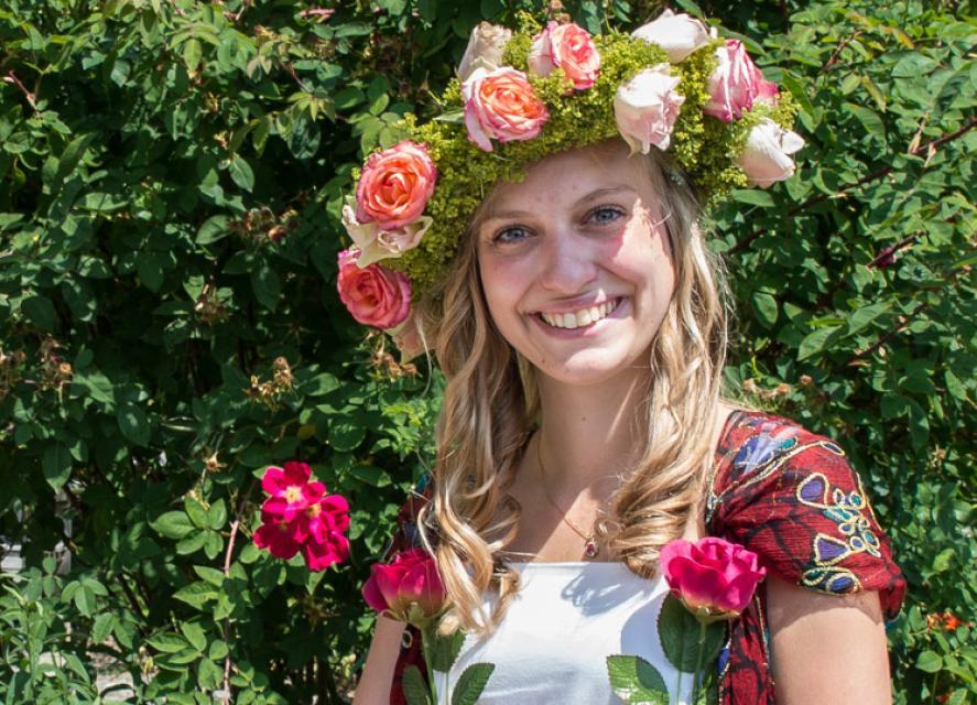 Rosenfest im Botanischen Garten