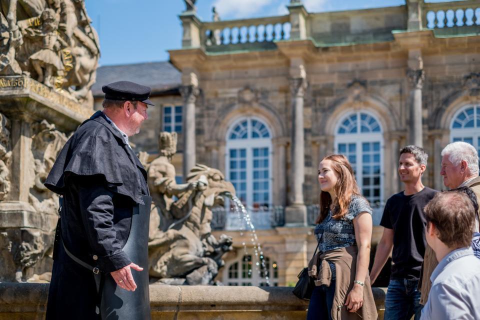 Bayreuther Bierkutscher Führung