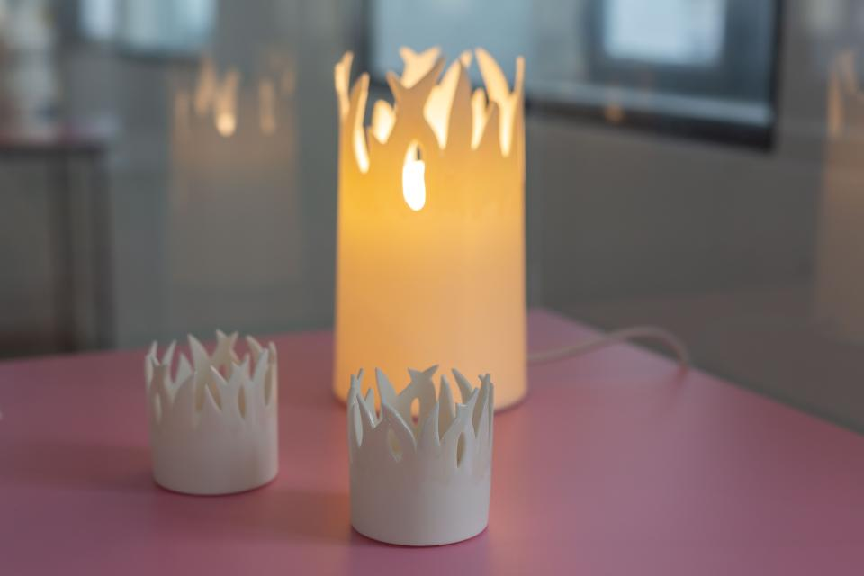 Finissage zur Sonderausstellung Future Lights in Ceramics