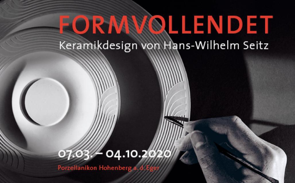 FORMVOLLENDET – Keramikdesign von Hans-Wilhelm Seitz